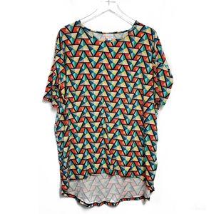 Lularoe Geometric Shirt